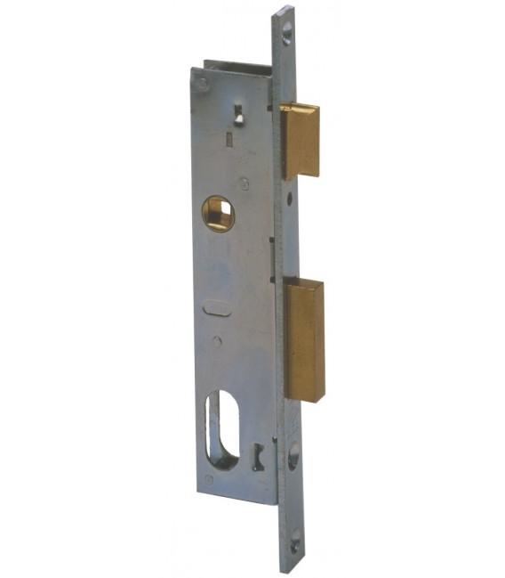 Incontro serrature porte in alluminio for Ermetika porte blindate