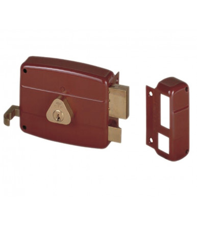 Cisa 50110 steel lock to apply