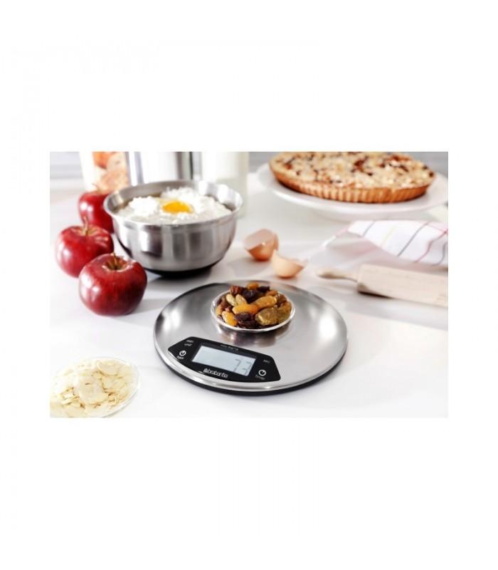 Bilancia da cucina digitale 1gr 5kg brabantia mancini mancini shop - Ikea bilancia cucina ...