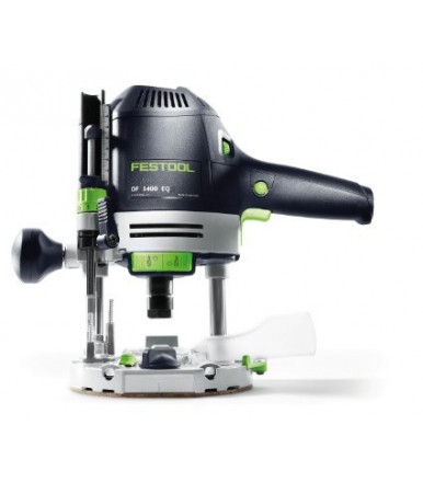 Fresatrice verticale Festool OF1400 EBQ Plus
