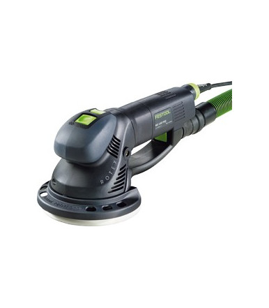 Festool Rotex Ro 150 Feq-Plus orbital sander with gear