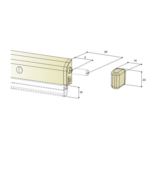 Parafreddo Domatic Igloo compact EXT DA3062