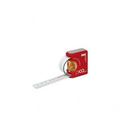 ABC Tolls Pico H5075/3 tape measure with ruler and level