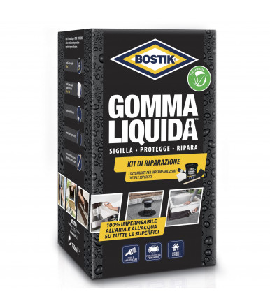 Kit di riparazione Bostik Gomma Liquida