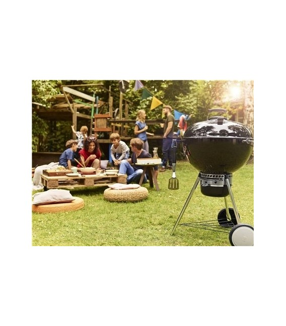 Weber Master-Touch Ø 57 Black Gbs