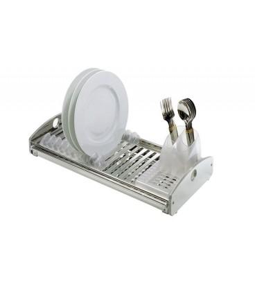 Scolapiatti in acciaio inox tecnoinox arco mancini mancini shop - Scolapiatti da incasso ikea ...