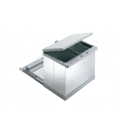 Tecnoinox Spazio rubbish bin to insert