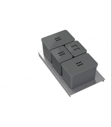 Kit da cassetto Tecnoinox 22-90