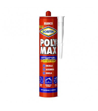 Bostik Poly Max Original bianco
