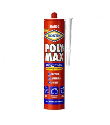 Bostik Poly Max Original white
