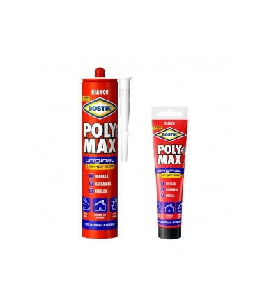 Bostik Poly Max Original white adhesive and sealant