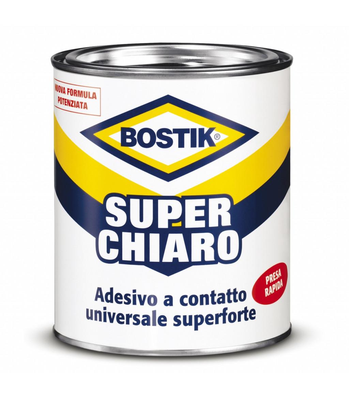 Adesivo universale Bostik superchiaro