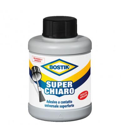 Bostik Superchiaro universal adhesive with brush