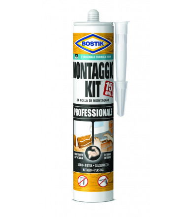 Bostik Kit professionale montage glue