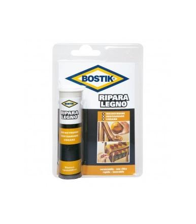 Stucco epossidico in stick Bostik Ripara e Ricostruisce il Legno 56gr