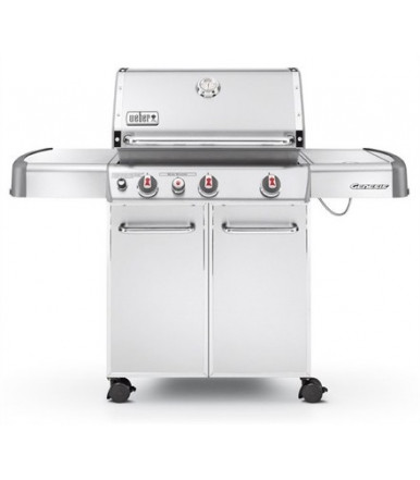 Barbecue a gas Weber Genesis S-330 GBS Inox