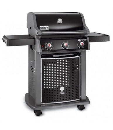 Gas barbecue Weber Spirit Classic E-310 Black