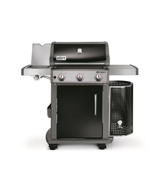 barbecue a gas weber spirit premium e 320 gbs black mancini mancini shop. Black Bedroom Furniture Sets. Home Design Ideas