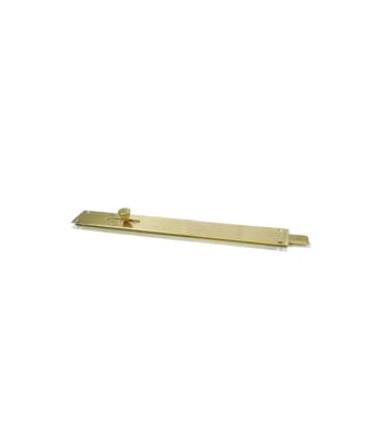 Art 60 brass bolt to insert