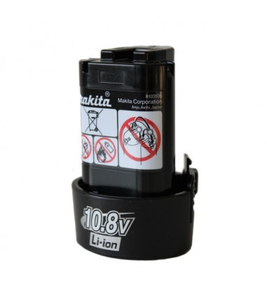 Makita Li-ion 10,8 V Battery