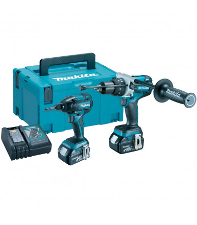 1 Kit Makita DLX2040SPB LIMITED EDITION