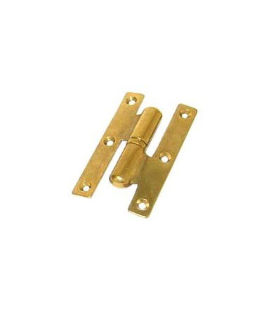 Art 480 DX-SX brass hinge