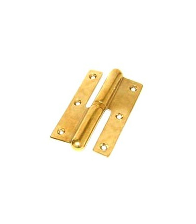 Art 470 brass book hinge