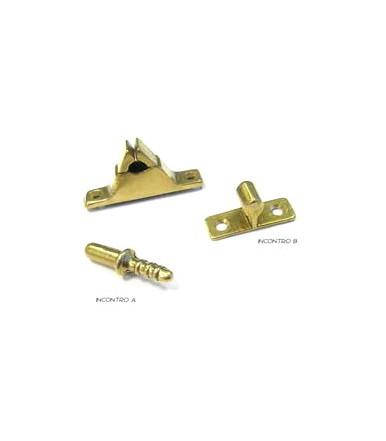 Art 364 brass stopdoor tongs