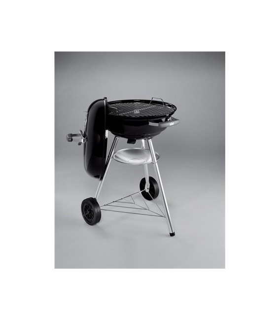 weber compact kettle 47 black mancini mancini shop. Black Bedroom Furniture Sets. Home Design Ideas
