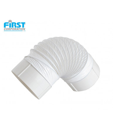 CGF flexible joint for ventilation system