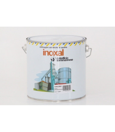 Inoxal antiruggine nitroresistente grigio Colorificio Sammarinese
