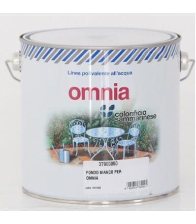 Fondo all'acqua Bianco Omnia Colorificio Sammarinese