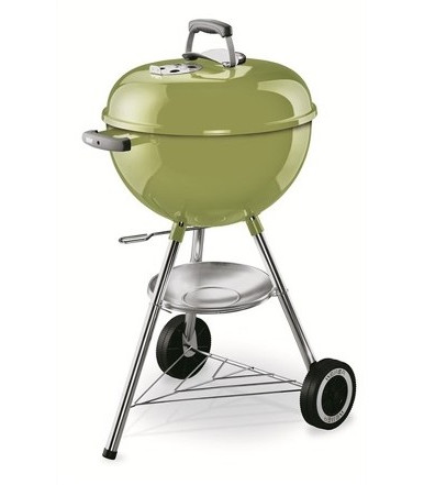 Holzkohlegrill Weber One-Touch Original Ø 47 Spring Green