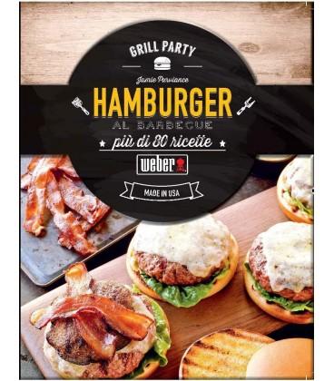 Weber Hamburger al barbecue
