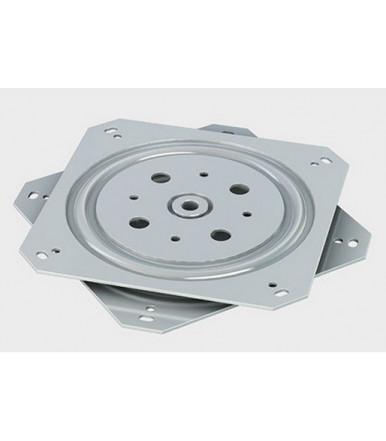 Omge 1022 Ø9 mm 360° ball bearing swivel plate