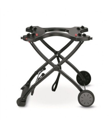 Weber Q Series 1000 and 2000 folding trolley