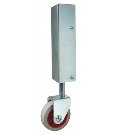 IBFM 489 Support wheelk for swinging gates with regulation