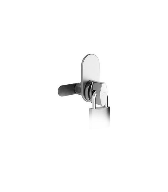 Serratura per mobili lucchettabile Meroni 2656