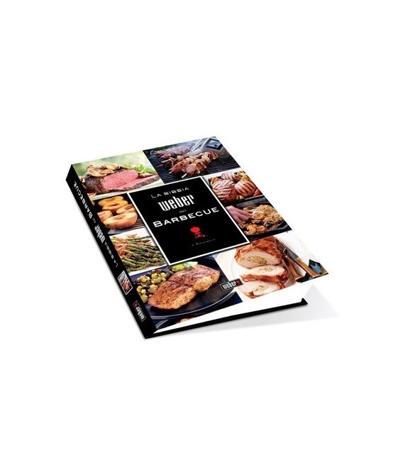 "Cookbook ""The Weber Barbecue Bible"""