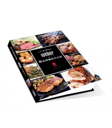 """La Bibbia Weber del Barbecue"" cookbook"