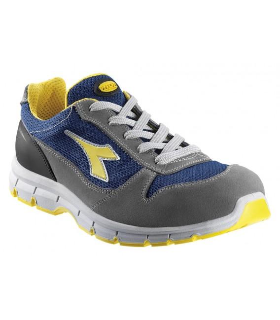 Low Safety shoes Diadora Utility Run Textile