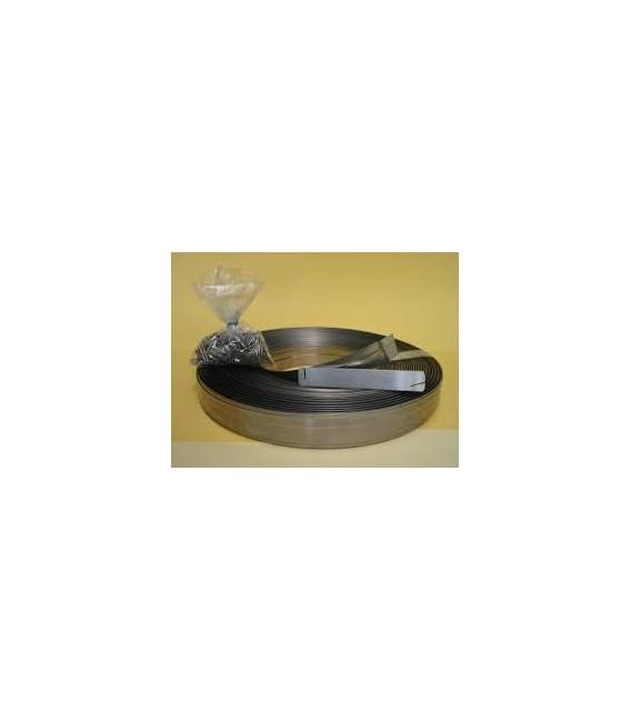 Guarnizione Lamella parafreddo in acciaio inox mm.18