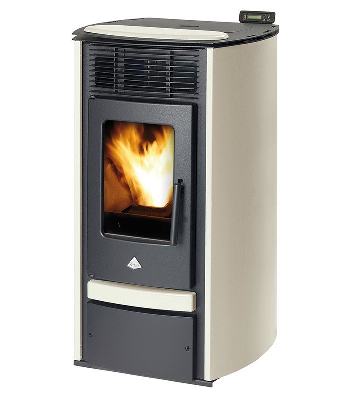 pellet stove prisma k19 mancini mancini shop. Black Bedroom Furniture Sets. Home Design Ideas