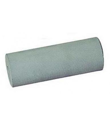 Rullo grigio zigrinato di ricambio per stendicolla Maco 0122