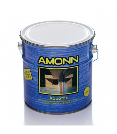 Amonn Aquatop water-based top coat