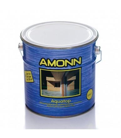 Finitura all'acqua effetto cera Amonn Aquatop