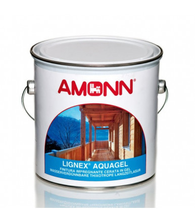 Amonn Lignex Aquagel water-based thixotropic top coat