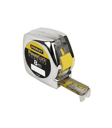 Powerlock Stanley 8 meters tape measures