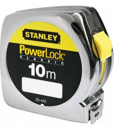 Powerlock Stanley 10 meters tape measure
