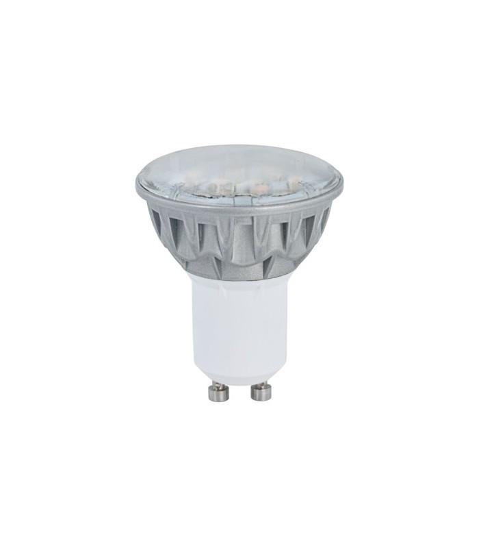 Lampadina a led luce calda eglo 5w 400 lumen mancini for Led luce calda